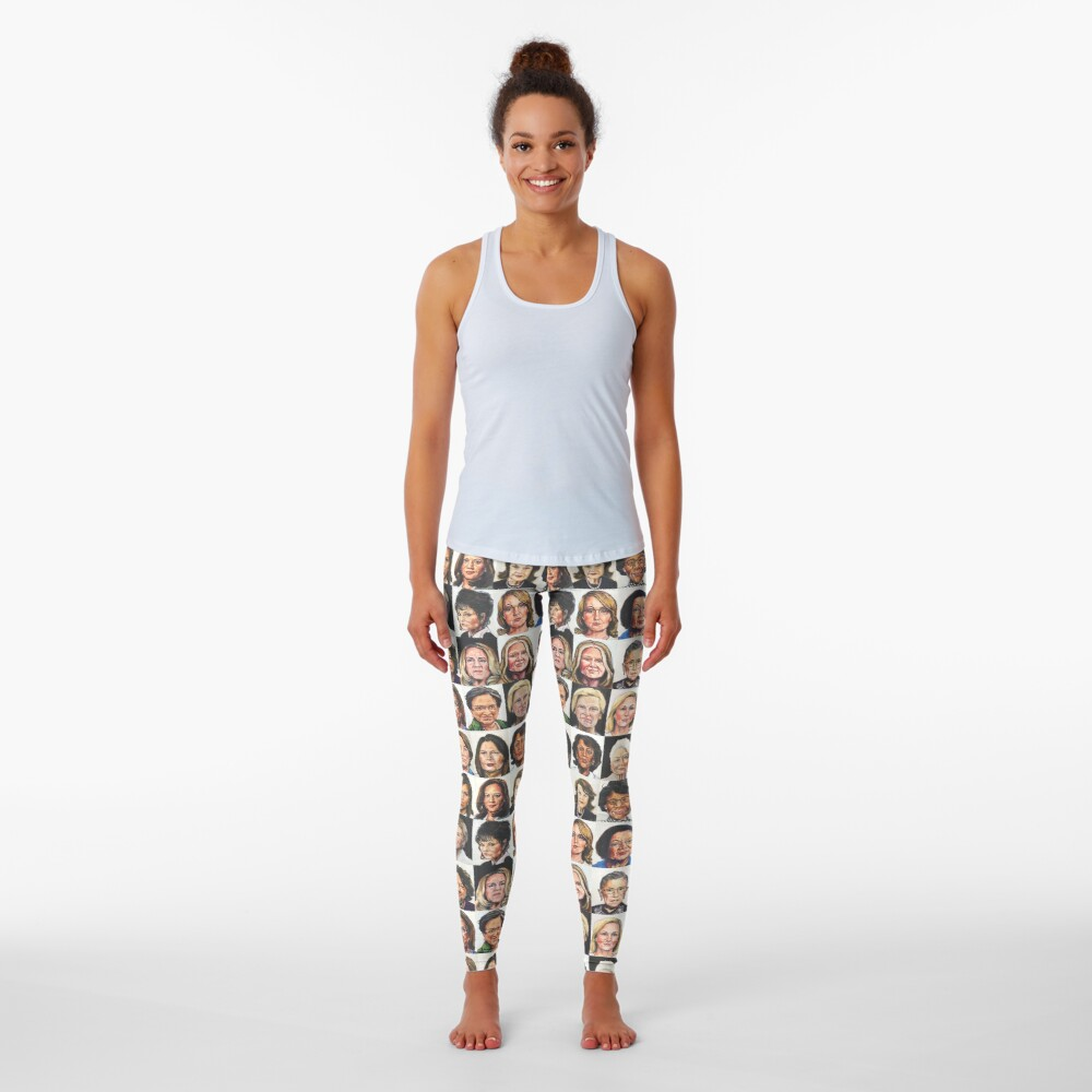 Sheroes 2020 Leggings