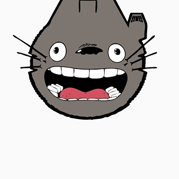 My Millennium Totoro by mcnasty