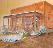 No. 99 of 100 Salt Lake City Porches by Jeanne Allgood