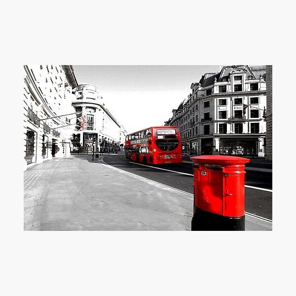 London 8 Photographic Print