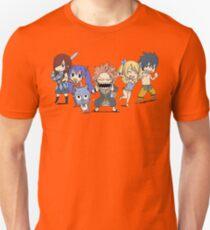 Fairytail chibi T-Shirt