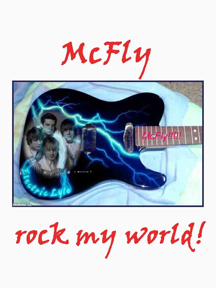 McFly rock my world! by LittleMermaid87