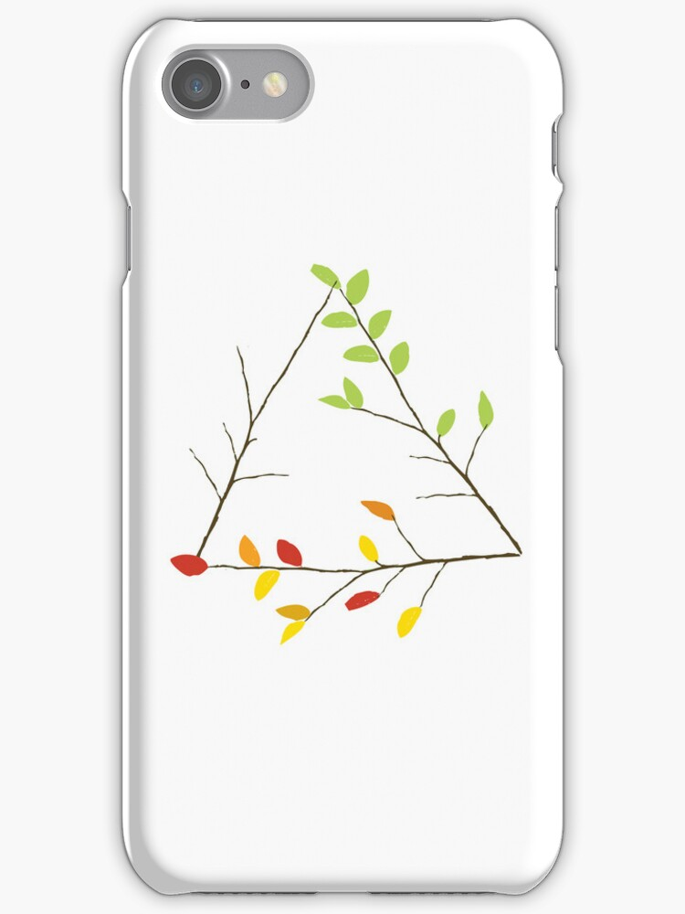 tree triangle by indieyouth