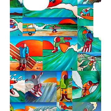 Surfing by olonguet