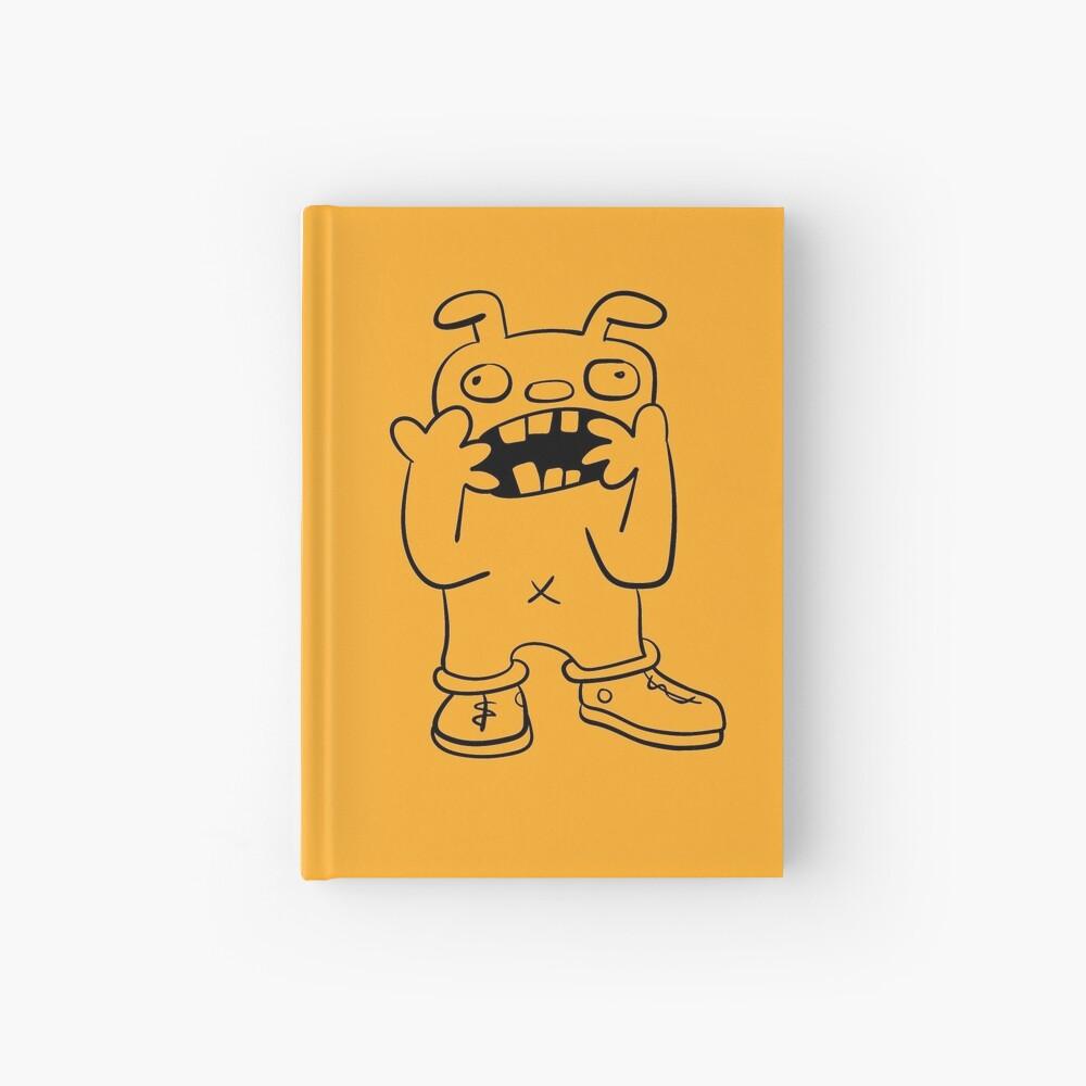Anxious Hardcover Journal