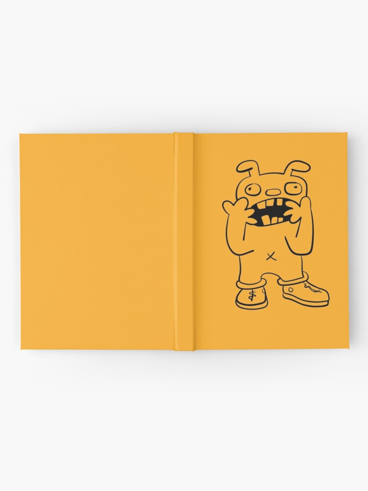 Alternate view of Anxious Hardcover Journal