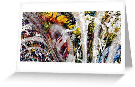 Untitled #55 by Benedikt Amrhein