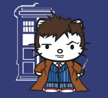 10th Doctor Who Kitty
