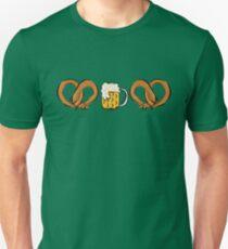 Pretzel Dog & Beer T-Shirt