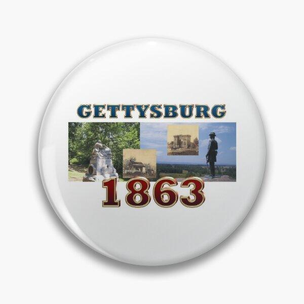 Gettysburg Pin