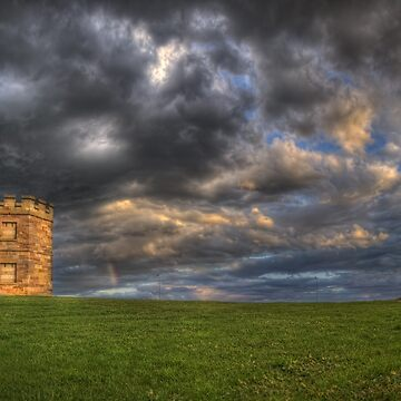 The Watchtower at La Perouse by RodKashubin