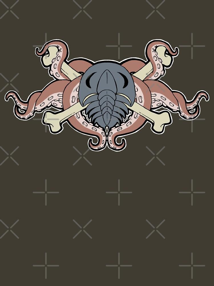 Dead Trilobite by skogul