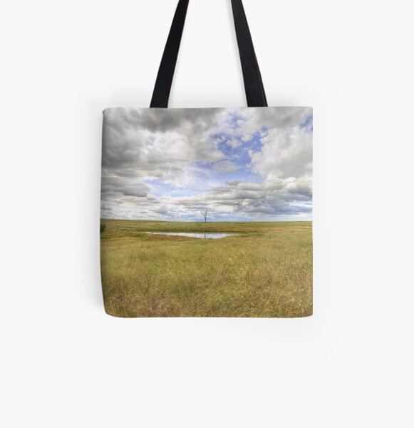 Rural New South Wales All Over Print Tote Bag