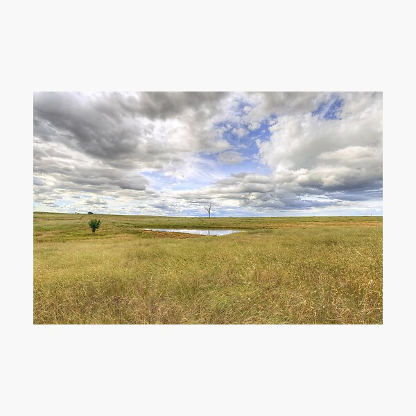 Rural New South Wales Photographic Print
