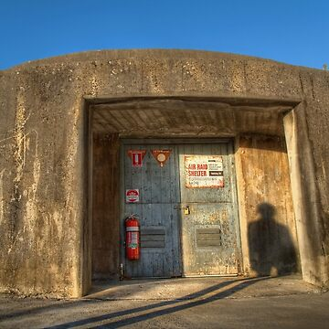 The Air Raid Shelter by RodKashubin