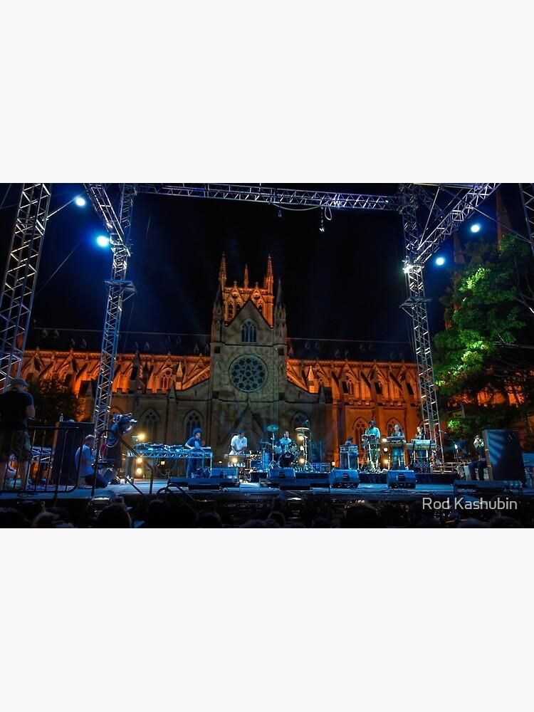 Sydney Festival First Night by RodKashubin