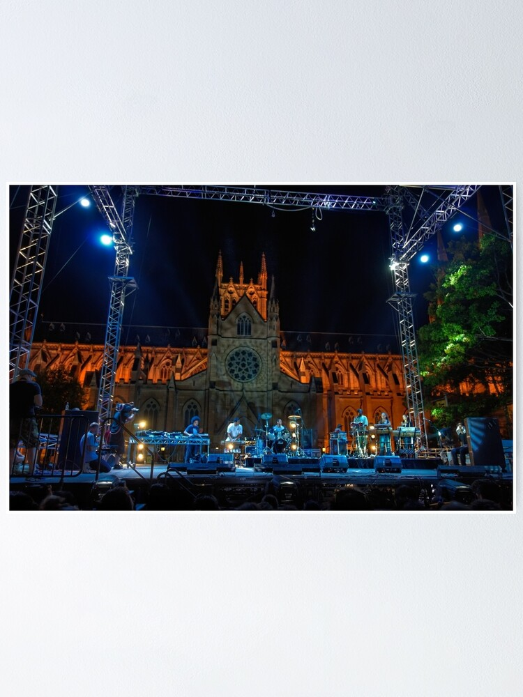 Alternate view of Sydney Festival First Night Poster