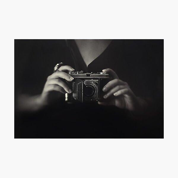 Retina Photographic Print