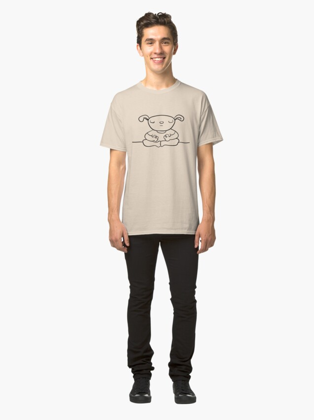 Alternate view of Tranquil Classic T-Shirt