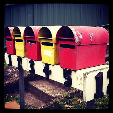 You've got mail by Marita
