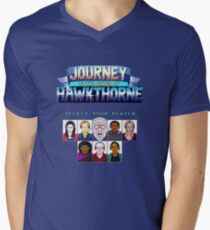 Select Your Player to Journey to the Center of Hawkthorne! T-Shirt