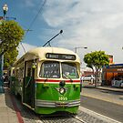 Streetcar 1055, San Francisco by SusanAdey