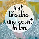 Just Breathe by ClairBremner