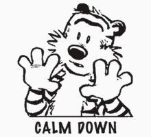 """Hobbes """"Calm Down"""""""