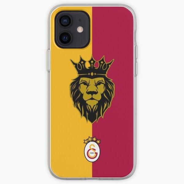 Lion de Galatasaray Coque souple iPhone