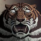 Tiger Tears by WolfberryStudio