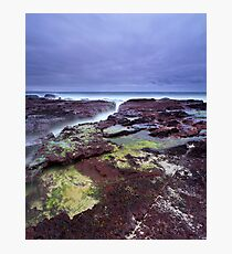 """""""Red Earth"""" ∞ Haycock Point, NSW - Australia Photographic Print"""
