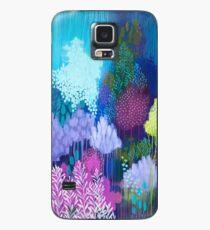 Funda/vinilo para Samsung Galaxy Bajo los árboles
