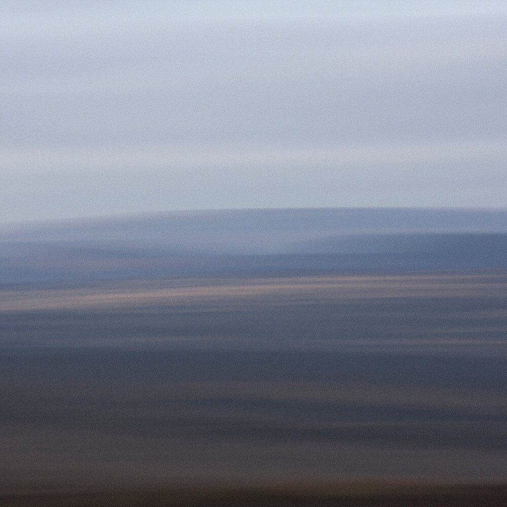 Winter moorland by Jenifer Wallis