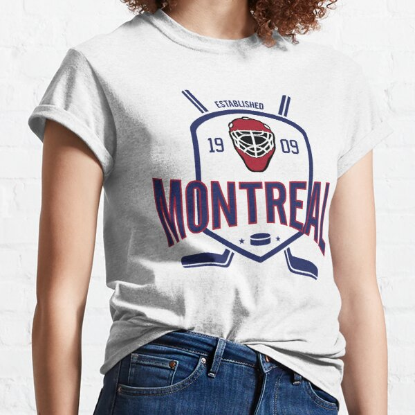 Montreal Canadiens Hockey Design Classic T-Shirt