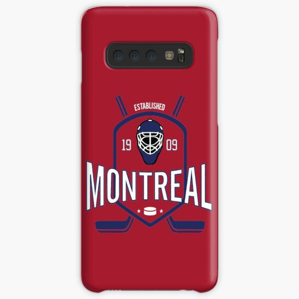 Montreal Canadiens Hockey Design Samsung Galaxy Snap Case