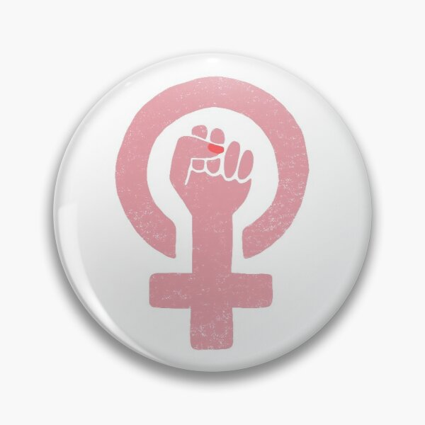 T-shirt femme Power Badge