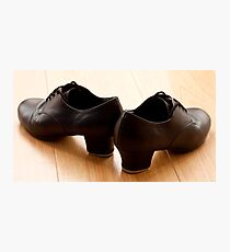 Tap Shoes Photographic Print
