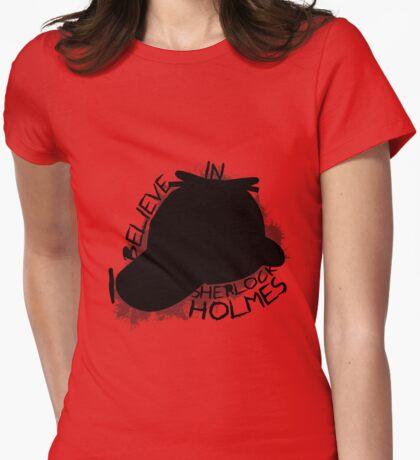 I Believe In Sherlock V.1 (black) T-Shirt