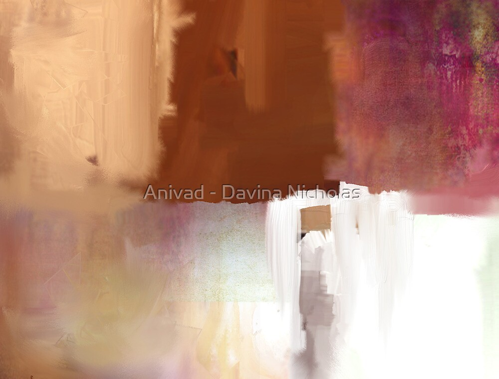 Constructed Surface by Anivad - Davina Nicholas