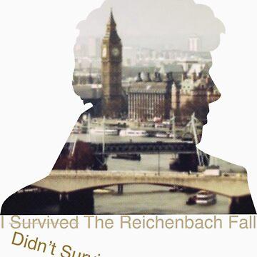 I didn't survive the Reichenbach Fall by claudiasana