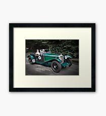 Bentley Mark VI Special 1948 Framed Print