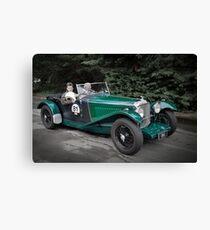 Bentley Mark VI Special 1948 Canvas Print