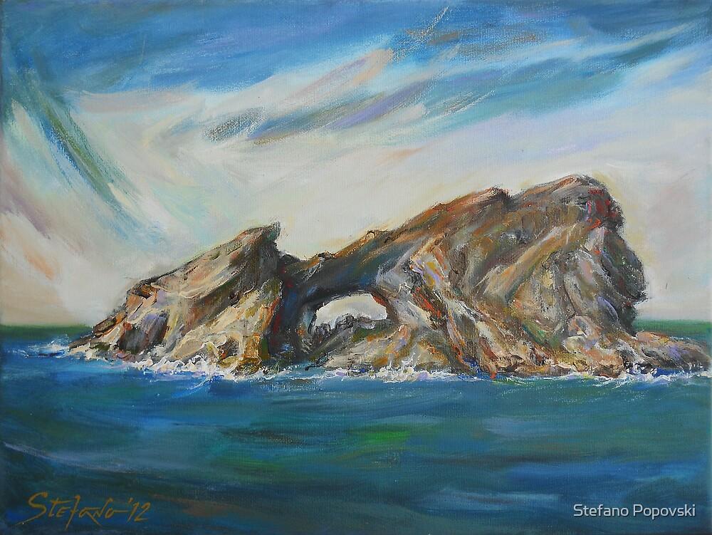 Colombretes Island ii by Stefano Popovski