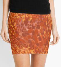 Fire Lily Mini Skirt
