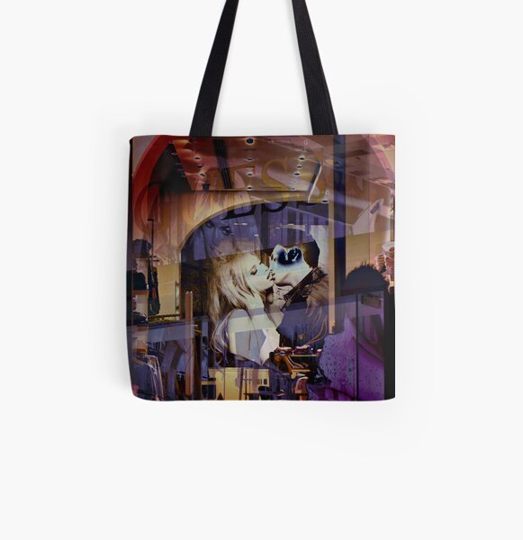 You remember BB All Over Print Tote Bag