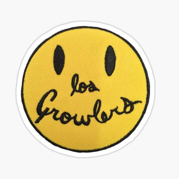 Los Growlers Sticker