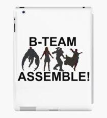 BTeam Assemble iPad Case/Skin