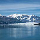Hubbard Glacier, Alaska by SusanAdey