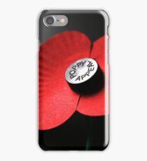 Poppy Appeal iPhone Case/Skin