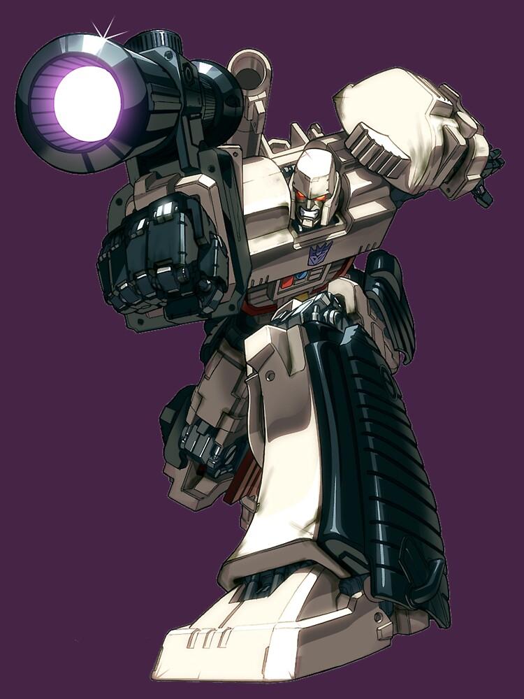 TShirtGifter presents: megatron! | Unisex T-Shirt